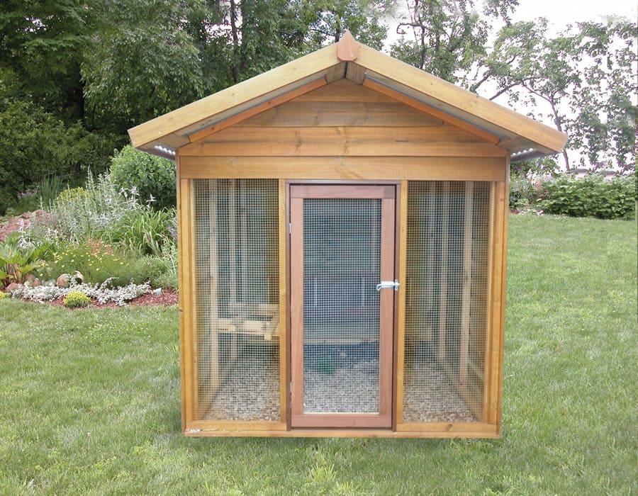Backyard Chicken Coops - Aarons Outdoor Living